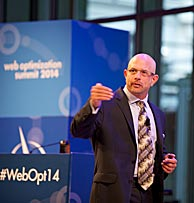 Flint Speaking at WebOpt 2014